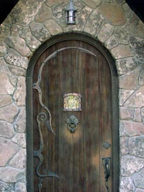 Beautiful Door and hardware